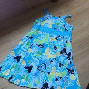 Other - Girls cotton sundress byGeorge size 10.